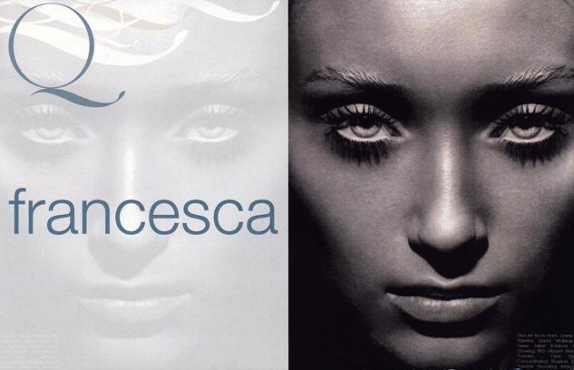 Francesca front