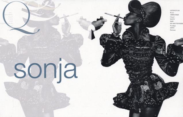 Sonja front