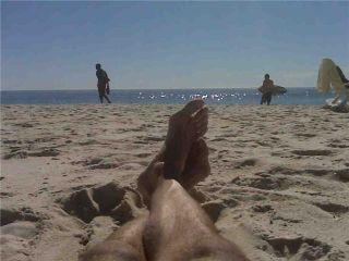 Chillin at beach