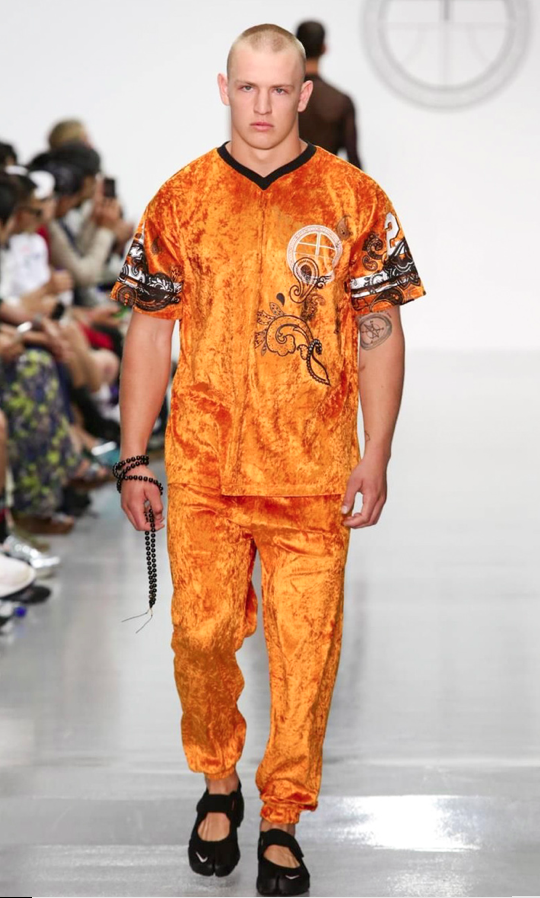 Astrid Andersen Menswear Spring Summer 2015 London