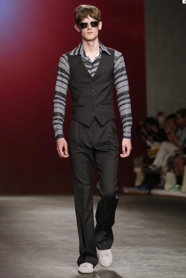 Topman Menswear Spring Summer 2015 London