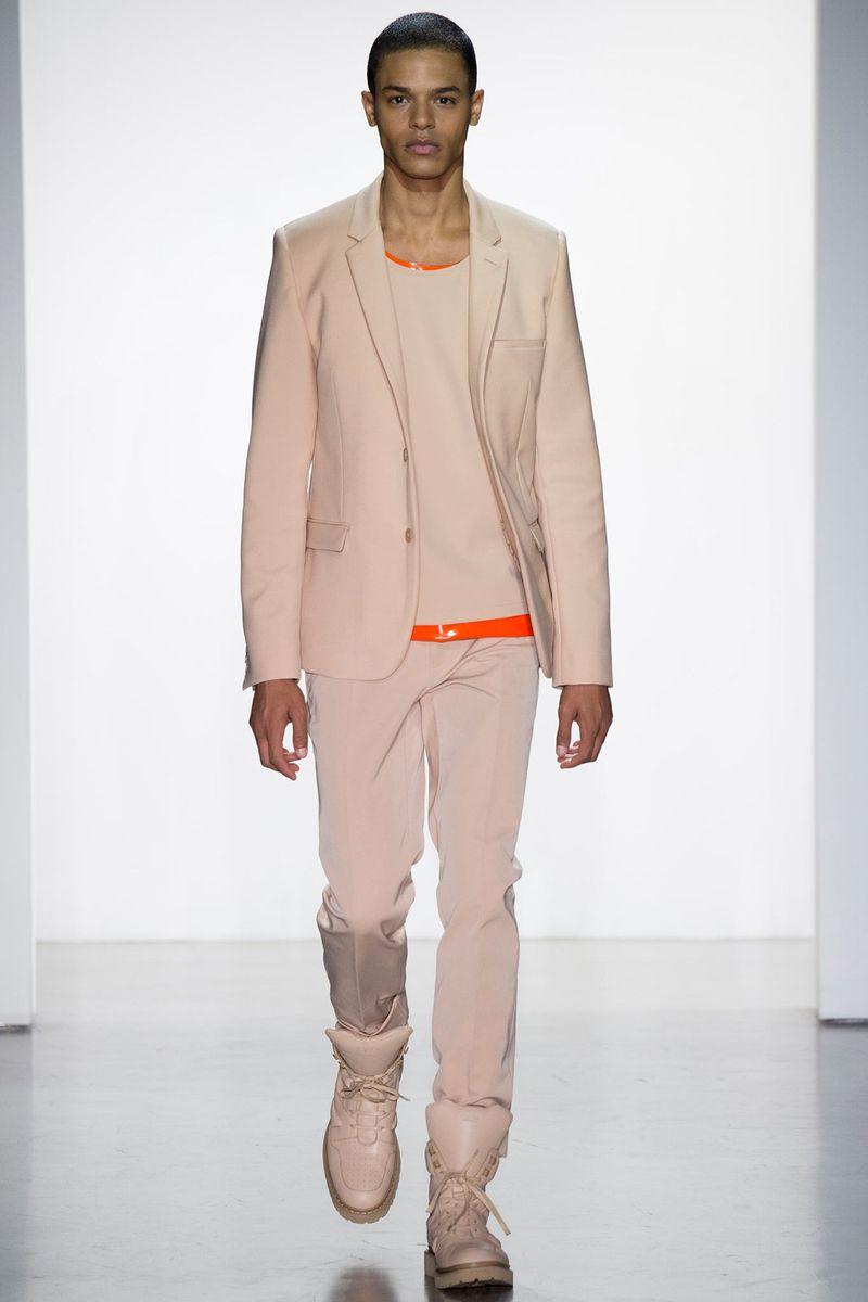 Calvin Klein Menswear Spring Summer 2015 Milan